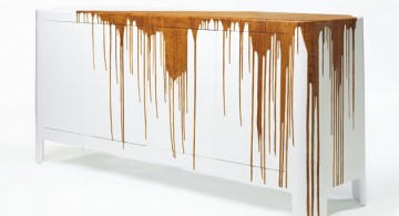 Rare Contemporary Design Sideboard * DustDeluxe  Rare Contemporary Design Sideboard * DustDeluxe DamienGernay Contemporary Design Sideboard DustDeluxe