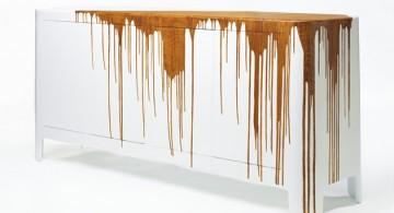 Rare Contemporary Design Sideboard * DustDeluxe