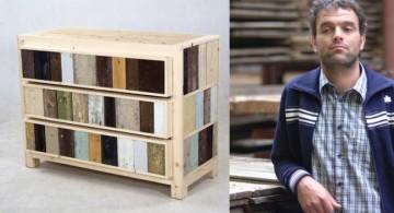 Piet Hein Eek * Scrap Wood Cupboards