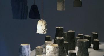 Industrial Design Pixel Vases * Julian F. Bond