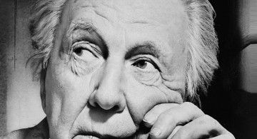 Frank Lloyd Wright * Architecture and life  Frank Lloyd Wright * Architecture and life 1 Frank Lloyd Wright portrait achitecture 360x195