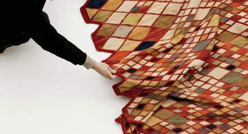 Losanges Rug Collection * Bouroullec Brothers  Losanges Rug Collection * Bouroullec Brothers 1