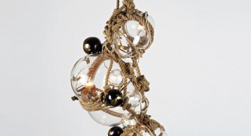 Knotty Bubbles* Lindsey Adelman