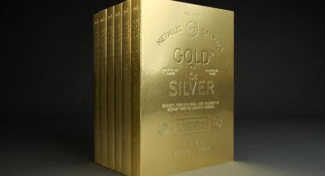 GOLD & SILVER * New Metallic Graphics  GOLD & SILVER * New Metallic Graphics Gold and Silver New Metallic Graphics 12 360x195