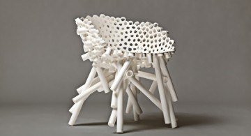 PP Tube Chair * Limited Edition  4