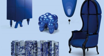 dazzling blue, trend 2014,  Pantone Dazzling Blue * Most Wanted Design Pieces AF DESIGNGALLERIST JORNAL 2014 8 360x195