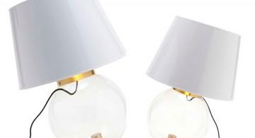 Pierre Gonalons*  Contemporary Lamps Pierre Gonalons Contemporary lamps blow 2013 360x195