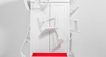Trash Closet * Designers Marijke&Sander Lucas