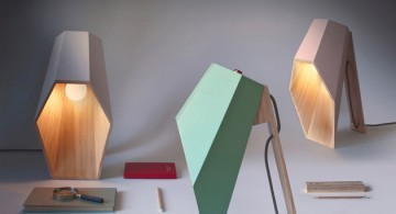 Woodspot table lamp for Seletti by Alessandro Zambeli  Wood Table Lamp*Seletti by Alessandro Zambelli Woodspot Alessandro Zambelli Seletti 1 360x195