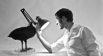 Sebastian-Errazuriz-functional-sculptures:the-duck-lamp-2  SEBASTIAN ERRAZURIZ * Artist and Designer Sebastian Errazuriz functional sculpturesthe duck lamp 21 360x195