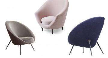 Mid-Century Modern Italian Chair * Ico Parisi Mid-Century Modern Italian Chair Mid-Century Modern Italian Chair * Ico Parisi Mid Century Modern Italian Chair Ico Parisi6 360x195
