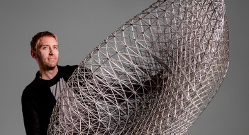 3D Printed Sofa by * Janne Kyttanen  3D Printed Sofa by * Janne Kyttanen FEATURED 3D 360x195