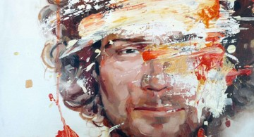 Portrait Painting * Cesar Biojo
