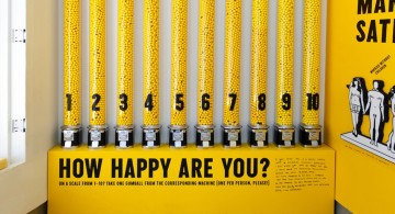 """How happy are you?"" – The Sagmeister question  ""How happy are you?"" – The Sagmeister question featured image happy show 360x195"