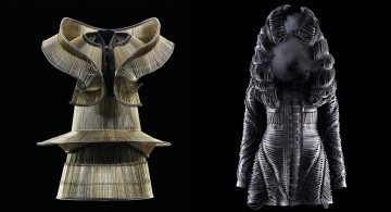 Iris Van Herpen * Transforming Fashion  Iris Van Herpen * Transforming Fashion Iris Van Herpen Transforming Fashion9 360x195