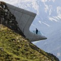 The Messner Mountain Museum by* Zaha Hadid featured 120x120