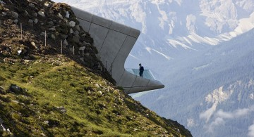 The Messner Mountain Museum by* Zaha Hadid featured 360x195
