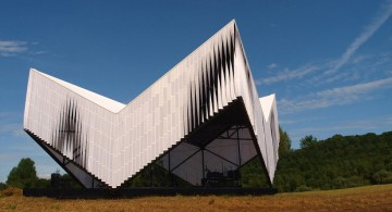 New Angular Pavilion Outdoor Events * Latvia  New Angular Pavilion Outdoor Events * Latvia feature1 360x195
