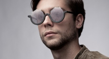 Mood Glasses by Bence Agoston