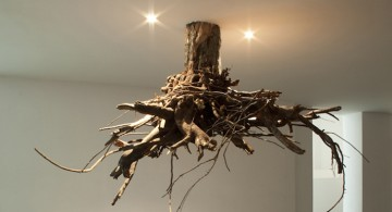 Tree Root Chandeliers * By Artist Giuseppe Licari  Tree Root Chandeliers * By Artist Giuseppe Licari Tree Root Chandeliers By Artist Giuseppe Licari 360x195