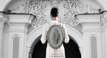 The beauty of Baroque Architecture into Bags * by Konstantin Kofta