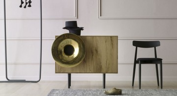 Modern Music Cabinets * Paolo Cappello