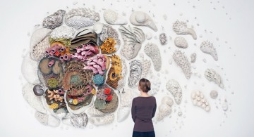 New Ceramic Coral Reefs * by Courtney Mattison