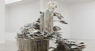 diana al-hadid Extreme and Impossible Sculptures * Diana Al-Hadid Extreme and Impossible Sculptures Diana Al Hadid 00 360x195