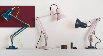 Iconic Desks Giant Lamps * Anglepoise Anglepoise Iconic Desks Giant Lamps * Anglepoise Featured 360x195