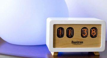 Postmodern Nixie Clock * Nuvitron nuvitron Postmodern Nixie Clock * Nuvitron featured01 360x195