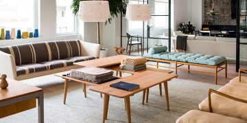 New Modernist Scandinavian Showroom by Carl Hansen & Son modernist scandinavian New Modernist Scandinavian Showroom by Carl Hansen & Son Carl Hansen Son  360x179
