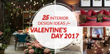 25 Interior Design Ideas for Valentine's Day 2017 valentine's day 2017 25 Interior Design Ideas for Valentine's Day 2017 fea2 360x179