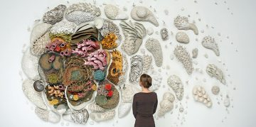 Ceramic Sculptures of Ocean Ecosystems by Courtney Mattison ceramic sculptures Ceramic Sculptures of Ocean Ecosystems by Courtney Mattison Ceramic Sculptures of Ocean Ecosystems by Courtney Mattison 360x179