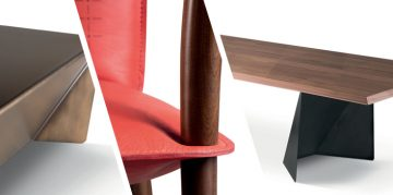 Alessandro Zambelli Unveils his New Furniture Collection for Adele-C