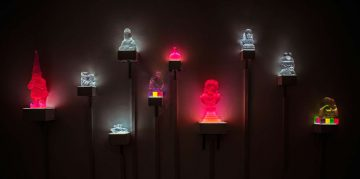 "Illuminated Sculptures ""Inappropration"" by Sam Tufnell illuminated sculptures Illuminated Sculptures ""Inappropration"" by Sam Tufnell featured 1 360x179"
