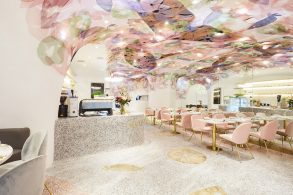 Whimsical Blufish Restaurant by SODA Architects in Beijing blufish restaurant Whimsical Blufish Restaurant by SODA Architects in Beijing Blufish Restaurant 7 293x195