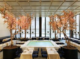 Bid Farewell // New York's Four Seasons Restaurant four seasons restaurant Bid Farewell // New York's Four Seasons Restaurant Bid Farewell New York   s Four Seasons Restaurant 11 263x195