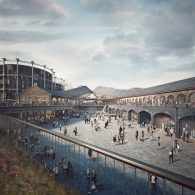 Coal drops yard designed by Heatherwick Studio heatherwick studio Coal drops yard designed by Heatherwick Studio Heatherwick Studio 1 195x195