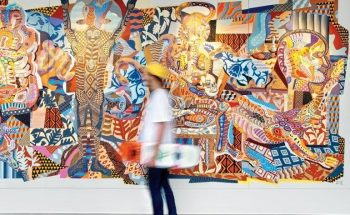 Simply and Amazing Murals full of Inspiration for your day amazing murals Simply and Amazing Murals full of Inspiration for your day ext 350x215