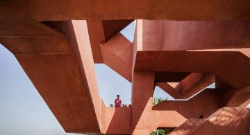 labyrinth playground Labyrinth playground wins the Emerging Architecture Award labyrinth playground wins the emerging architecture award 9 360x195