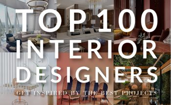 The Most Inspiring 100 Interior Designers and Architects Ebook interior designers The Most Inspiring 100 Interior Designers and Architects Ebook capa 350x215