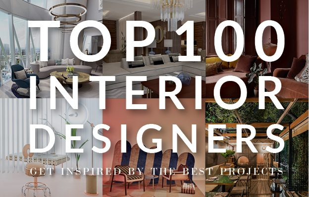 Top 100 Interior Designers interior designers The Most Inspiring 100 Interior Designers and Architects Ebook capa 624x399