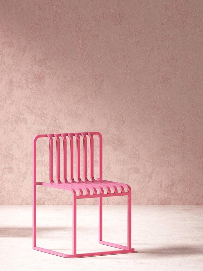 mut design studio MUT Design Studio | Emotional Design Grill Collection for Diabla Chairs 2 1