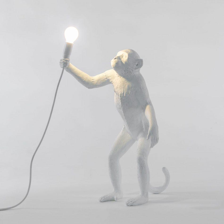 marcantonio Marcantonio   The playful artist 2ba8546 lamp seletti the monkey standing version design scaled