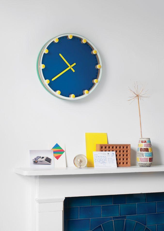 fabien cappello Studio Fabien Cappello – The Playfullness of Colours FC Clock Homepage scaled