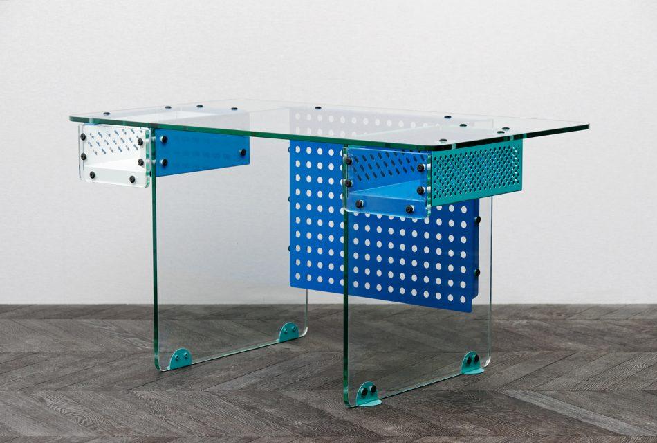 fabien cappello Studio Fabien Cappello – The Playfullness of Colours PROJECT PAGE DESK scaled