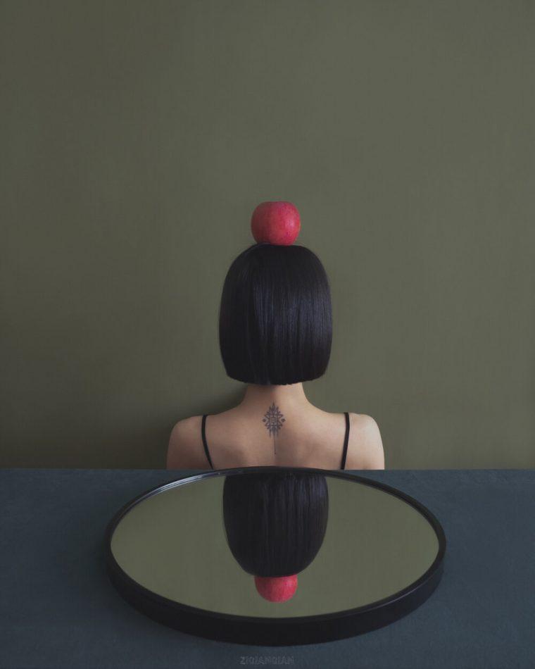 """ziqian liu Ziqian Liu """" A Photo of my Heart"""" apple scaled"""