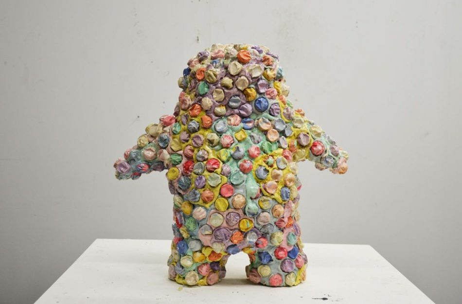 colin roberts Colin Roberts's Art has Humour and Mystery colin roberts bubblewrap man scaled
