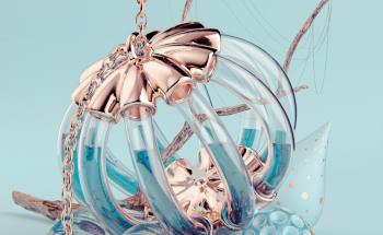 The Organic 3D works of  Roman Bratschi