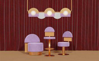 MASQUESPACIO – The Hollywood Sweetheart  MASQUESPACIO – The Hollywood Sweetheart zsa zsa dining chair 1 350x215